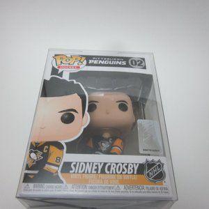 Sidney Crosby NHL Funko w/ protector